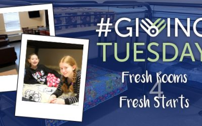 #GivingTuesday Aims to Freshen St. Anthony Family Shelter