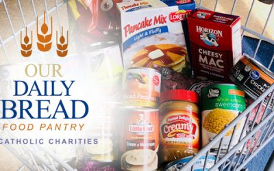 Our Daily Bread Benefits When You Shop at Dillons