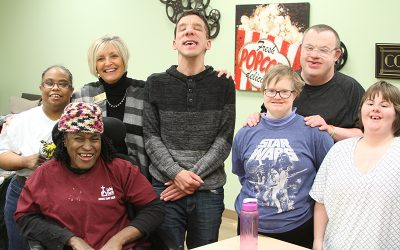 Community Blessed by Adult Day Services Clients