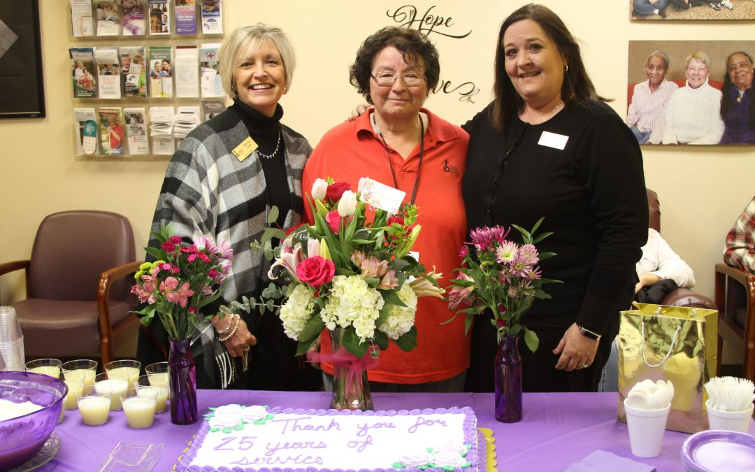 Family Keeps Nance at Adult Day Services for 25 Years