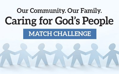 Donor blesses Catholic Charities with match challenge during crisis