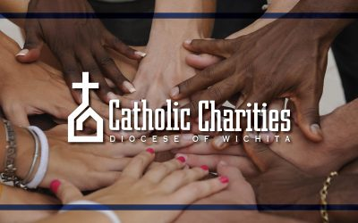 Catholic Charities Wichita supports Bishop Kemme's call to eliminate all forms of inequality