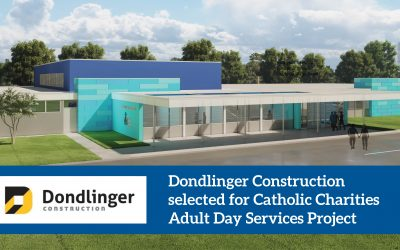 Dondlinger Construction selected for Catholic Charities' ADS Project