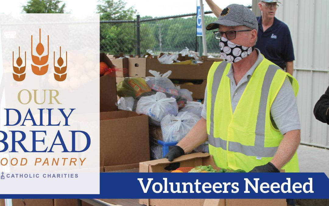 Our Daily Bread Food Pantry needs volunteers