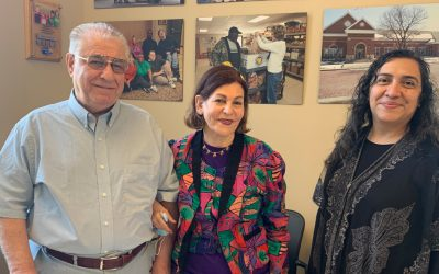 Immigration Services helped Sedi and Shahrokh become citizens