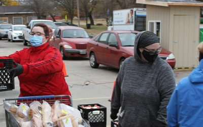 God's Love Helps Pantry Serve in Crisis