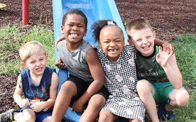 Children find safety at Harbor House